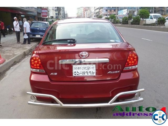 Toyota Allion A15 Super Fresh Condition Mod 07 Reg 11 | ClickBD large image 1