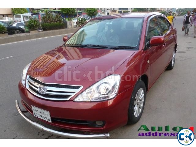 Toyota Allion A15 Super Fresh Condition Mod 07 Reg 11 | ClickBD large image 2