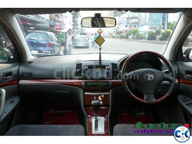 Toyota Allion A15 Super Fresh Condition Mod 07 Reg 11 | ClickBD large image 3