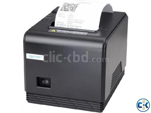 XPrinter-Q200 POS Printer | ClickBD large image 0