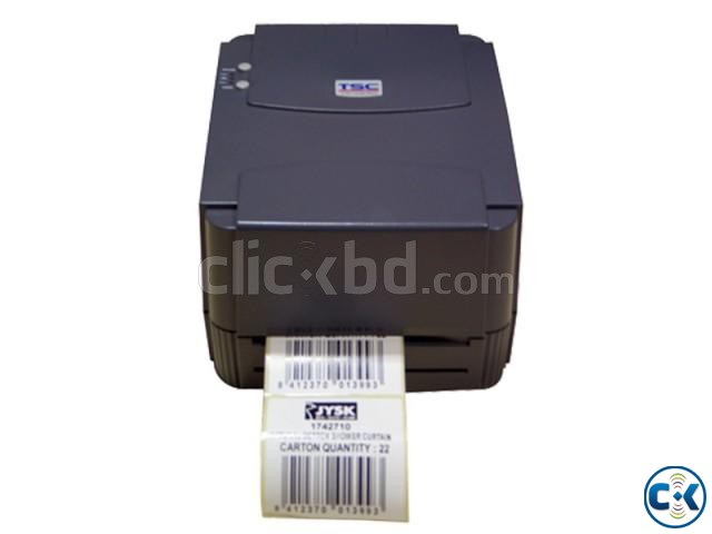 TSC TTP-244 Pro Tharmal Bar Code Lable Printer | ClickBD large image 0
