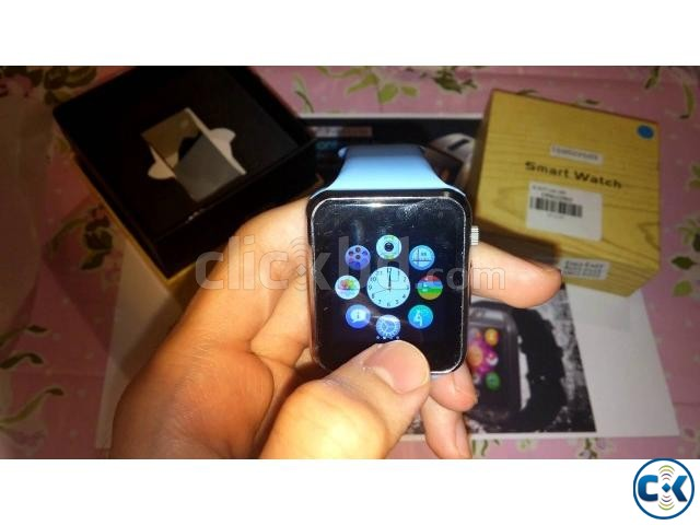 smart watch a1 at cheap price | ClickBD large image 1