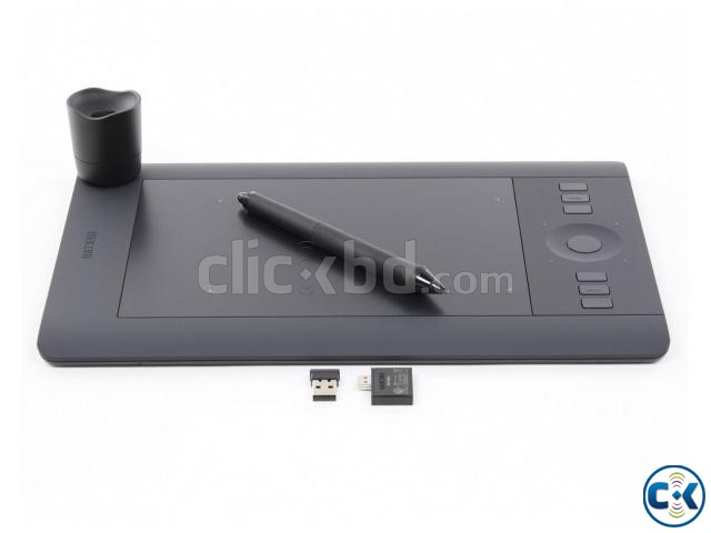 Wocom Board Intuos Pro Graphics Tablet Pen PTH-651 K1-CX | ClickBD large image 0