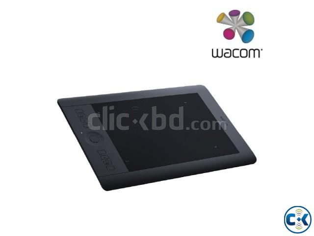 Wocom Board Intuos Pro Graphics Tablet Pen PTH-651 K1-CX | ClickBD large image 2