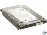New HDD 250GB