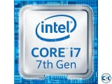Intel 7th Generation Core i7-7700 Processor