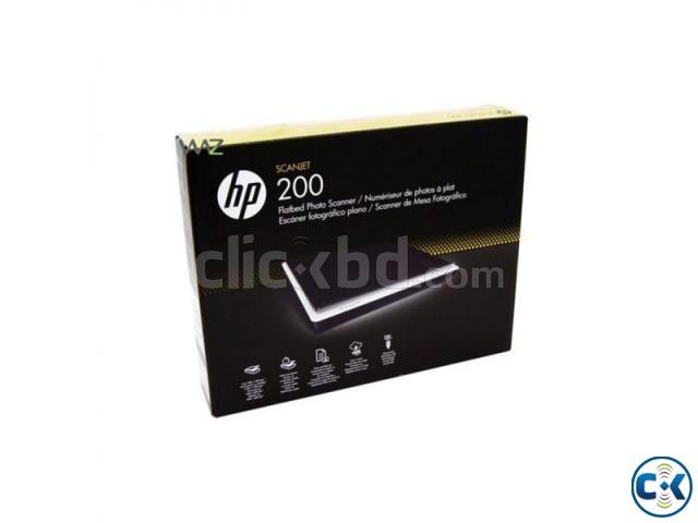 HP Scanjet 200 Flatbed Scanner | ClickBD large image 0
