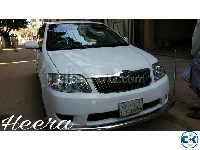 TOYOTA X FIELDER 2005 | ClickBD large image 0