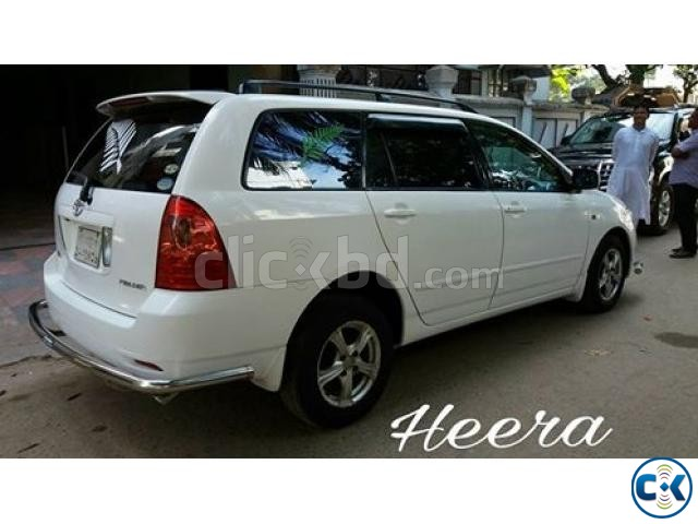 TOYOTA X FIELDER 2005 | ClickBD large image 1