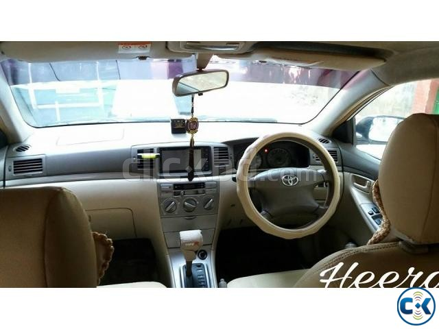 TOYOTA X FIELDER 2005 | ClickBD large image 2
