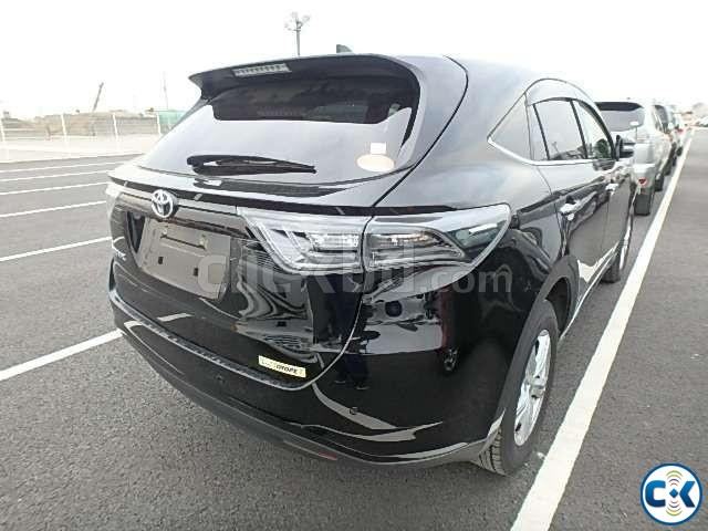 Toyota Harrier 2014 | ClickBD large image 0
