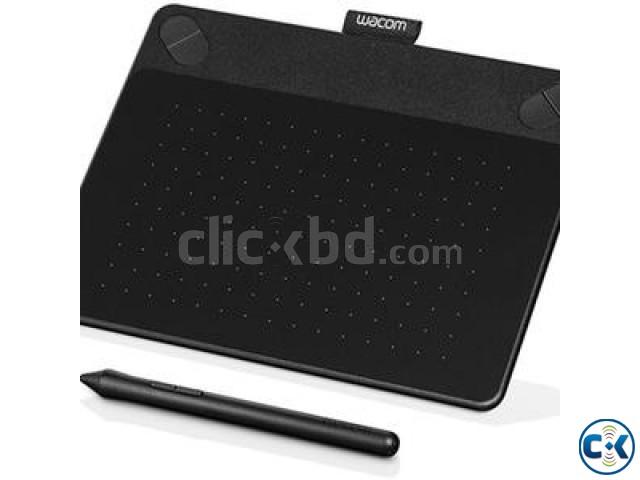 Wocom Board Intuos Pro Tablet Black PTH-851 K1-C | ClickBD large image 0