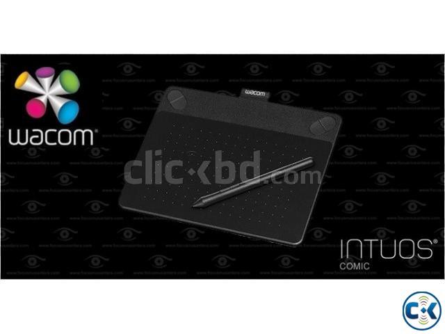 Wocom Board Intuos Pro Tablet Black PTH-851 K1-C | ClickBD large image 1