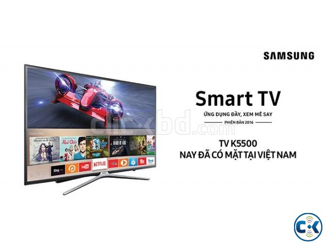 FHD Flat Smart TV Series K SAMSUNG 43K5500 | ClickBD large image 3