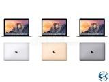 Apple Mac book 12 256gb Gold