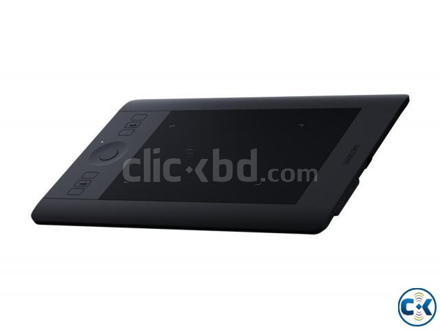 Wacom Board Intuos Pro Tablet Black PTH-851 K1-C | ClickBD large image 2