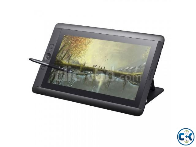 Wacom Board Intuos Pro Graphics Tablet Pen PTH-651 K1-CX | ClickBD large image 1