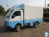 TATA EX2 Loading Capacity 1500KG Covered Van Monthly Rent