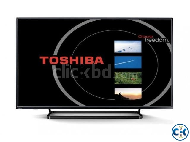 Toshiba S1600 43 hd led tv | ClickBD large image 0