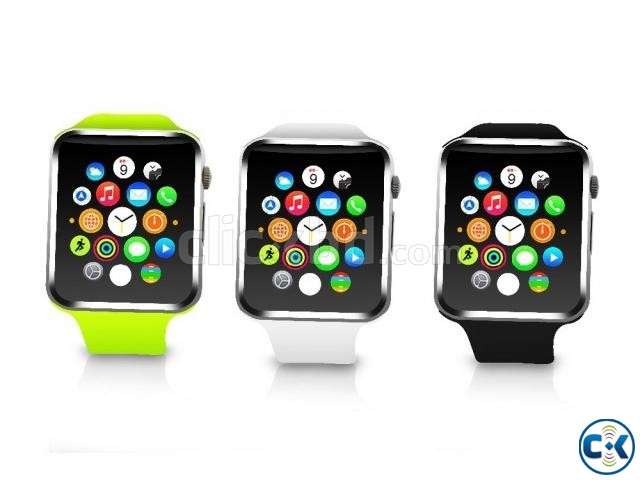 A1 smart watch fully new boxed from importer | ClickBD large image 0