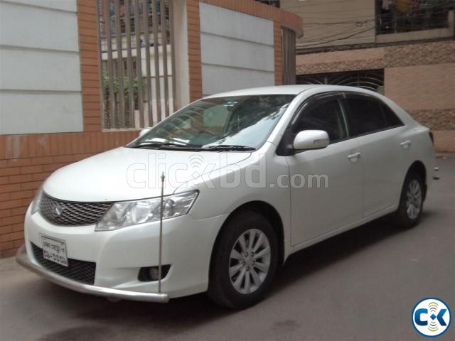 Toyota Allion standard package | ClickBD large image 0