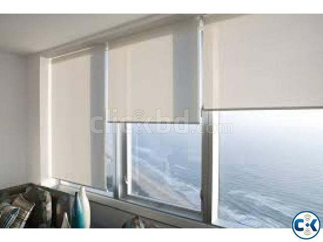 Roller Blind Sun Screen  | ClickBD large image 1