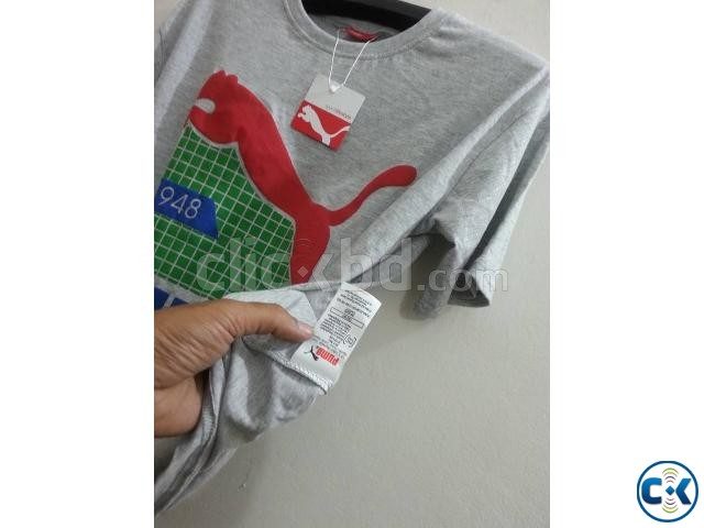 exported t shirt for men  | ClickBD large image 1