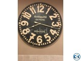 Wall Clock Imported from USA