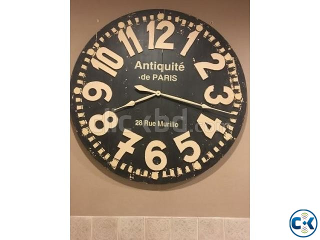 Wall Clock Imported from USA | ClickBD large image 0