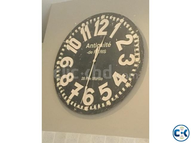 Wall Clock Imported from USA | ClickBD large image 1