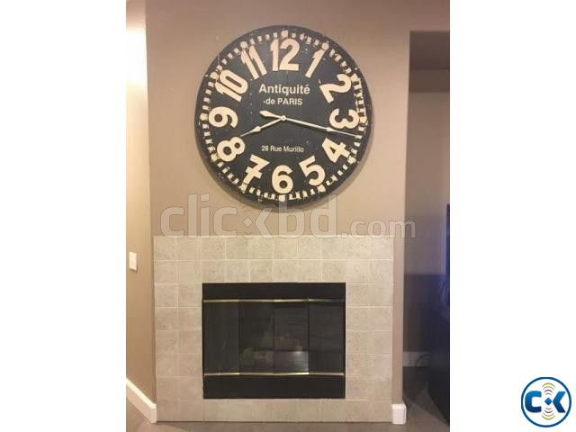 Wall Clock Imported from USA | ClickBD large image 2