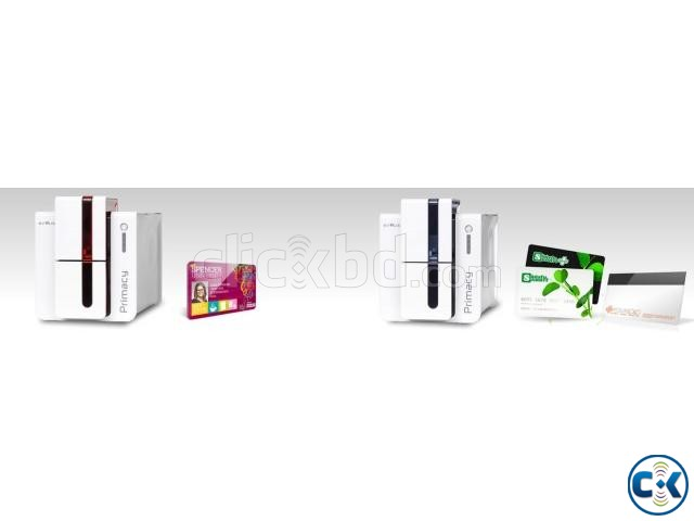 Evolis Primacy Card Printer   ClickBD large image 0