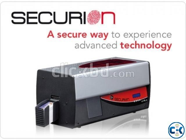 Evolis Securion Card Lamonating Printer | ClickBD large image 0