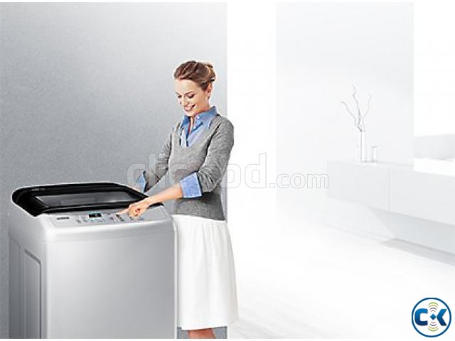 Samsung Washing Machine WA75H4400SS N  | ClickBD large image 4