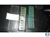 2GB DDR-2 RAM 1GB 1GB TwinMOS RAM