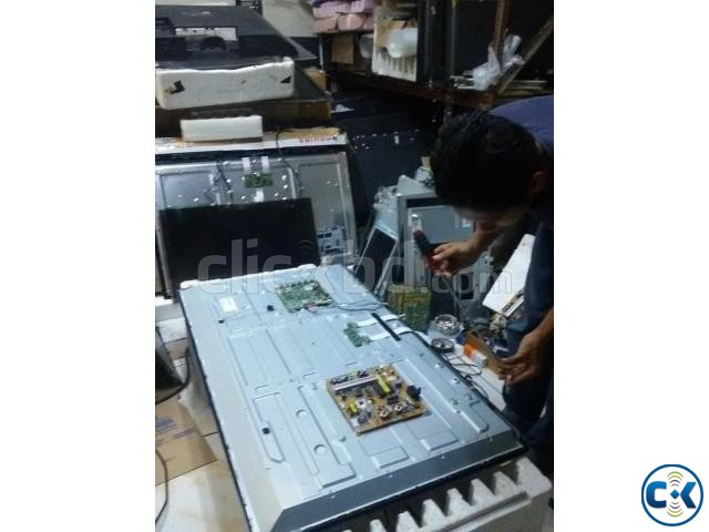 SAMSUNG ALL LED LCD 4K 3D SMART TV REPAIR SERVICING CENTER | ClickBD large image 0