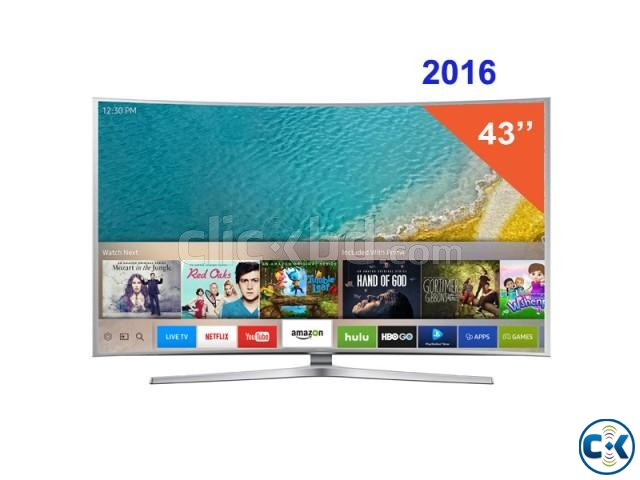 NEW MODEL SAMSUNG K5500 43INCH TV 01912570344 | ClickBD large image 2