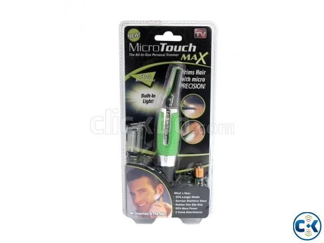 Micro Touch Max Trimmer. | ClickBD large image 0