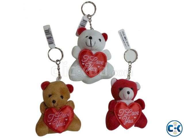 Teddy Bear Key Ring | ClickBD large image 0