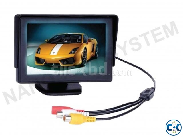 4.3 LCD Monitor NS - MON21   ClickBD large image 0