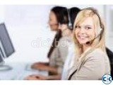 Customer callcenter job only female can apply