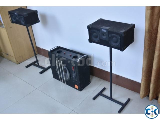 Portable Sound system Home theater | ClickBD large image 0