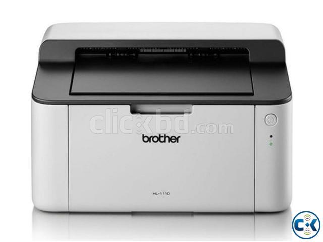 BROTHER HL 1110 Laser Printer | ClickBD large image 0