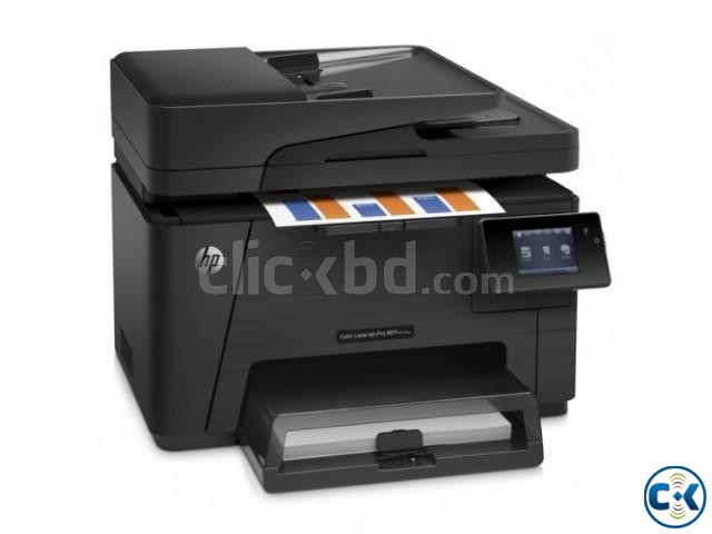 HP Color LaserJet Pro M177fw Multifunction Printer | ClickBD large image 0