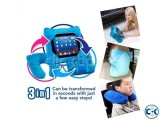NEW Multifunctional Blue Travel Neck GOGO Pillow