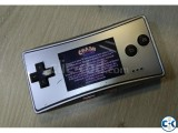 GameBoy Advance Micro