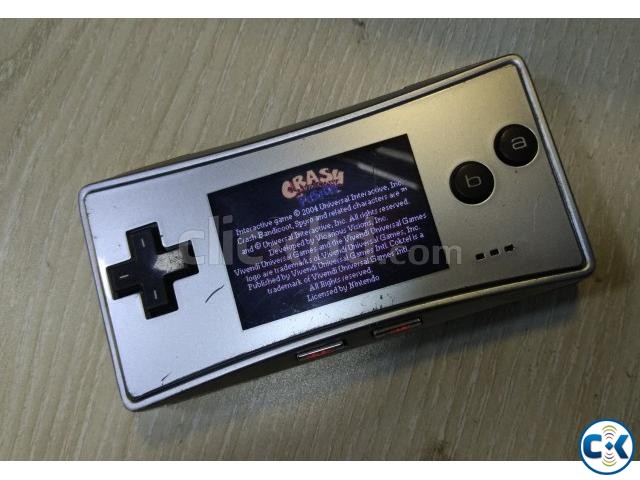 GameBoy Advance Micro | ClickBD large image 0