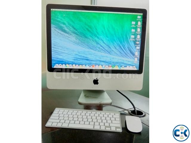 ORIGINAL IMPORTED APPLE I MAC 20 INCH | ClickBD large image 0
