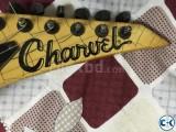 Charvel Fusion Custom Desert Crackle