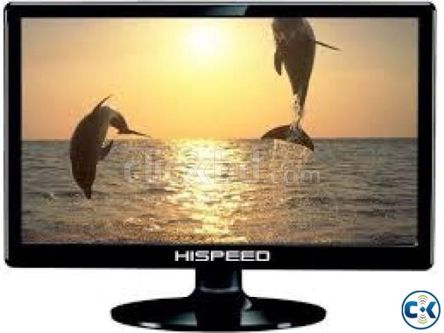 HI-SPEED 22 Inch TV Monitor | ClickBD large image 0